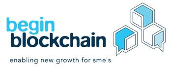 Begin Block Chain Logo